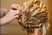 Beauty Stuff / Anything to do with hairstyles I like, makeup tips, nail ideas etc. / by Toni Gallagher