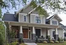 """Dream Home Inspiration / Ideas for what I would like my """"dream"""" home to be like.  / by Toni Gallagher"""