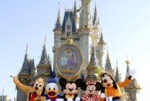 Destination: Disney / by Stacey Woods