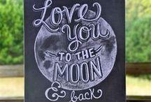 Chalkboard Art / by Stacey Woods