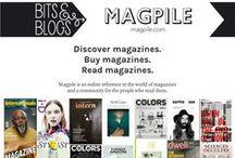 Bits & Blogs / A Tigerprint blog feature showcasing and sharing blogs, designers & online shops.  / by Tigerprint