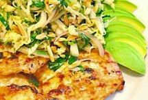 Healthy Dinner Ideas / by Toni Gallagher