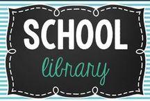 School- Library