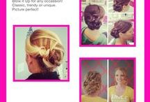 BLO/UP Updo / BLO/OUT Updo Styles / by BLO/OUT Blow Dry Bar
