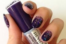 All that glitters / Inspired by Revlon's Glitter Nail Enamel.