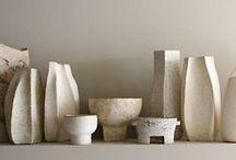 Terre cuite-Ceramics / Art Décoratif