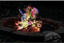 Fire pit things / by Kellie Goble