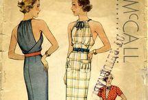 Vintage (Pattern) Wonderland / Vintage patterns...