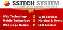 Web Development / We at sstechsystem assure that you will get the best PHP web development services, when you hire PHP web developer from our company. Our team of developers and web programmers are technically skilled and knowledgeable in different programming languages. There are 3 important criteria to know how skilled a PHP developer is – the person needs to have in-depth knowledge, an expertise and should have the required skill and skill set to develop a fully structure of website.