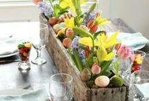 ☼ Déco de Pâques