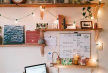 desk areas ✿
