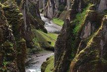 Landschaften / Die schönsten Landschaften, die man kennt oder die man im Internet findet
