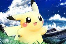 Pikka / unser Lieblings-Pokémon