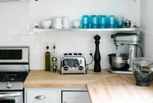 kitchen inspiration / by Heidi Leon Monges