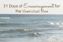 Homeschool Support / General ideas, encouragement, tips, and resources to help parents in all stages of homeschooling.