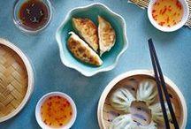 asian food / by Heidi Leon Monges