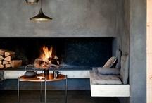 Fireplace / by Jill Bean