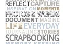 Scrapbooking / Information about paper scrapbooking or if it pertains to both paper and digital scrapbooking.