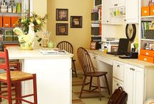 Scrapbooking - Craft Room / Scrapbooking craft room ideas.