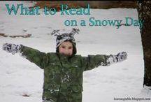 Winter Fun / Winter season ideas and activities.