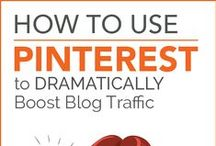 Social Media - Pinterest Articles / Social media articles pertaining to Pinterest only.