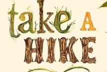 Natural Sentiments (Graphic Design) / Graphic design appreciating nature and adventure.