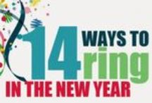 Happy New Year / New Year's ideas and activities.
