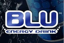 BLU Energy Drink / An Energy Drink Brand