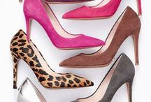 FASHION: SHOES / Shoe love! Glamorous, causal, trendy, and more!