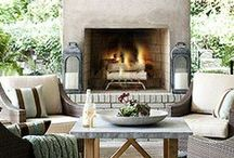 OUTDOOR LIVING + GARDEN / Flowers, Trees, & Outdoorsy things!  Styling ideas for the outdoors.