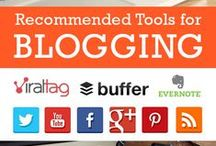 Blogging Tools / Tools to help with blogging. Online, software or plugins.