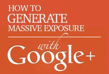 Social Media - Google+ / Tips for using Google+. Social Media networking.