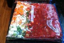 Freezer Meals Stuff / by Shawna Noller
