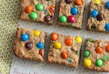 Brownies & Bars / Brownies, blondies, and other bar cookie recipes.