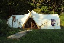 SCA & Glamping / by Heather Bradley