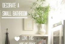 Bathroom / by Elisabeth Smith