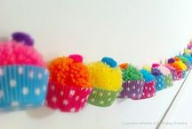 POMPOMS ! / Fab ideas for making woolly pompoms