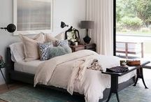 BEDROOMS / Styling a bedroom to be a place of tranquility and peace