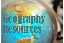 Geography / Geography learning ideas and activities