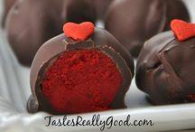 Red velvety love