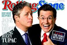 Daily Show/Colbert Report / by Jo Hart