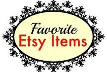 My favorite Etsy Finds / I love Etsy. I have a shop. I love the unique items that you can find there and the lovely shop owners. Here are some of my favorite stores. Check them out. Please feel free to add favorite shop items & share this board.