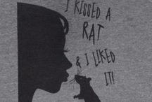 *Ratties* / by ~Shanda Fiessinger~