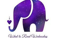 What to Read / Features posts from the What to Read weekly linkup, with themed ideas for children's reading.