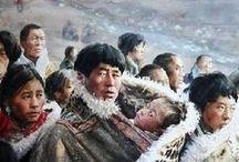 Asian Watercolorists