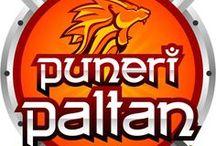 Puneri Paltan - Pro Kabaddi Team