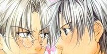 So-Ichi ♥ Morinaga / Animé : The tyrant who fall in love