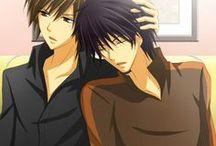 Nowaki ♥ Hiroki / Animé : Junjou Romatica (Egoist)