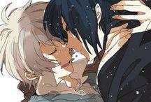 Nezumi ♥ Shion / Animé : N°6