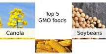 Organic, GMOs and Why / Various posts with information about organic, GMOs and the importance of quality food choices